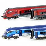 Hobbytrain N Railjet OeBB/CD 客車セット