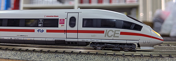 Arbold 2417 EMU ICE3 BR 406 8両セット NS Ep�Y