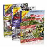 Eisenbahn-Kurier 雑誌類販売のコーナー