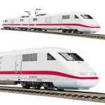 ICE 1 BR 401 DB Ep5 先頭車2両セット