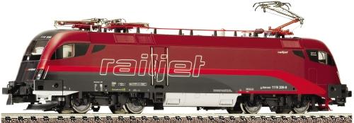 Fleischmann N EL Rh 1116 Railjet OeBB