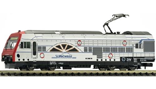 Fleischmann N EL Re450 チューリッヒ S Bahn 用 ZVV Netz特別色 SBB Ep�Y