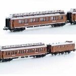 Hobbytrain N CIWL Ostende Wien Express