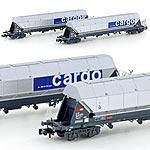 Hobbytrain N サイロ貨車 SBB