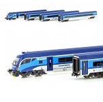 Hobbytrain N Railjet CD 客車セット