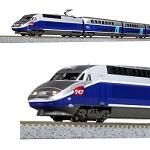 KATO TGV Reseau Duplex(レゾ・デュープレックス) 10両セット