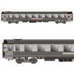 LSModels HO CD、SNCB客車など新入荷