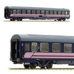 LSModels HO SNCB、SBB、OeBB客車など