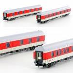 LSModels N CNL客車セット SIRIUS/KOMET