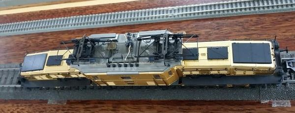 Maerklin 32560 EL Ce 6/8 �U SBB mfx+ Sound Crocodile 100周年記念24金メッキ仕様