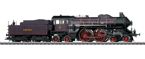 Maerklin/Trix class S 2/6 K.Bay.Sts.B. Sound