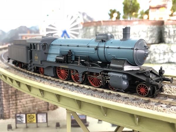 Maerklin 37118 SL class C K.W.St.E. Ep�T mfx+