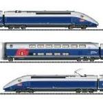 Marklin HO TGV Euroduprex
