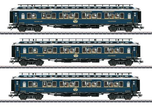 Trix HO Simplon-Orient-Express 増結客車3両セット #2