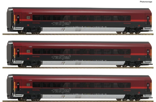 Roco 64191 HO Railjet
