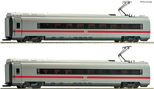 Roco HO ICE 3 BR 407 増結2両セット#1 DB AG