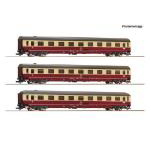 Auto-train Christoforus-Express 3両セット1 DB Ep�W