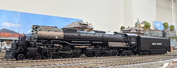 Rivarossi 2753 Union Pacific Class 4000 Big Boy 4014