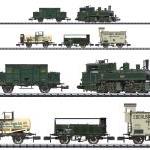 Trix N 貨物列車セット